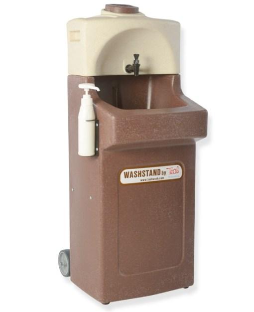 Teal Medical Portable Sinks For Medical Hand Washing