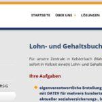 Stellenanzeige Lohnbuchhalter(in) de.i-sec.com