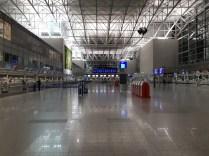 Im Terminal 2: Nichts tut sich mehr!