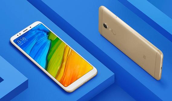 Spesifikasi Xiaomi Redmi 5 Plus