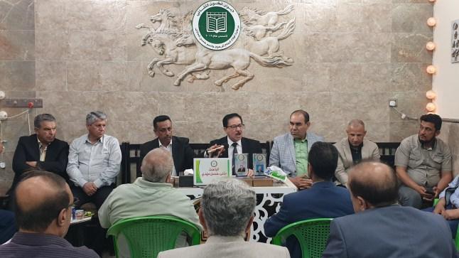 ديوان الكوت الثقافي يعقد جلسته الثانية ويسلط الضوء على تاريخ المدينة