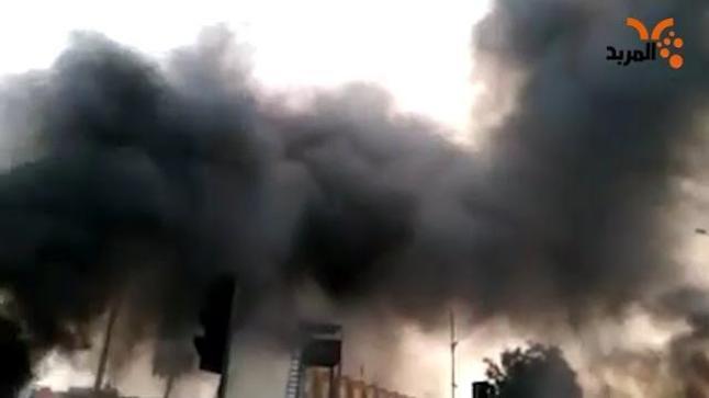 استمرار التصعيد في الكوت ونقل المصابين من المتظاهرين والقوات الأمنية إلى المستشفيات