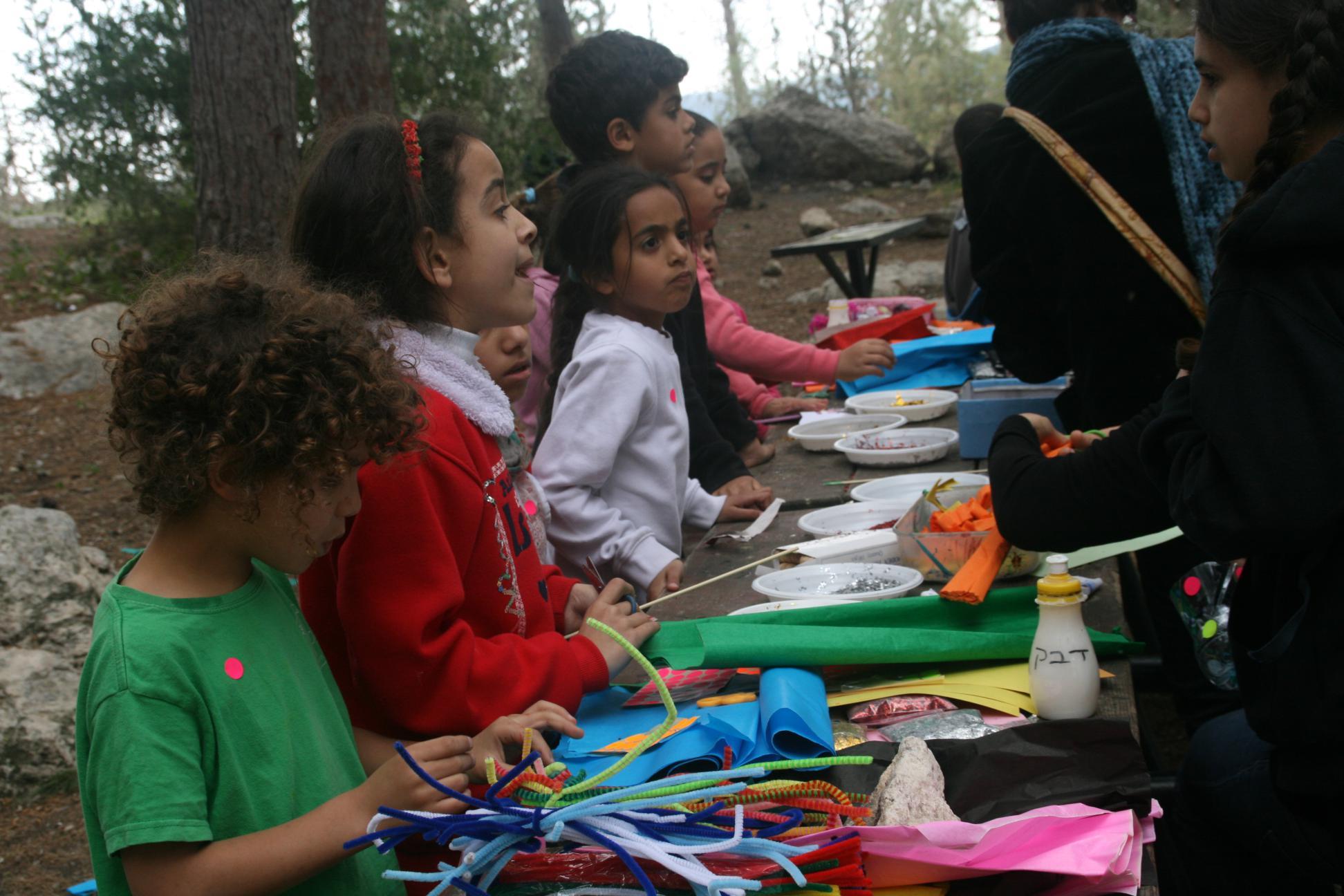 School Activities Before Spring Break Wahat Al Salam