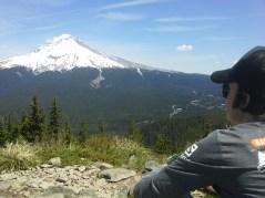 Mirror Lake hike, Mt. Hood National Forest