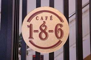 店内紹介③cafe186