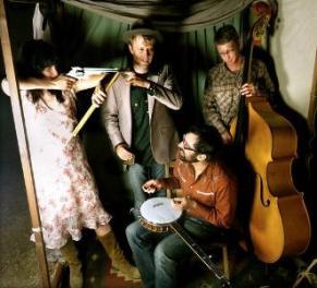 Woody Pines – Zwischen Hillbilly und Swing