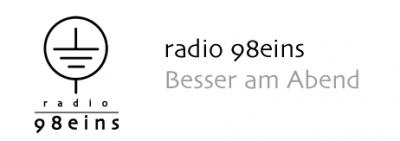 Logo radio 98eins