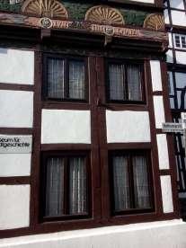Details der Fenster