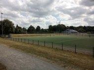 Monte: Kleiner Fußballplatz