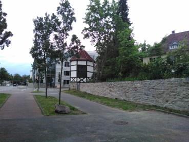 Der Luise-Hensel-Turm