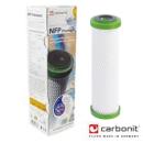 Carbonit NFP Premium Aktivkohle Blockfilter für SanUno, DUO., Vario Wasserfilter