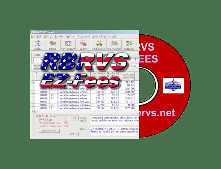 RBRVS EZ-Fees