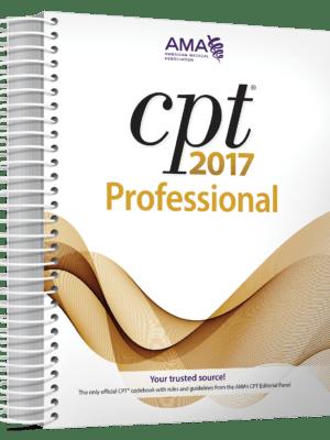 2017 AMA CPT Professional Codebook