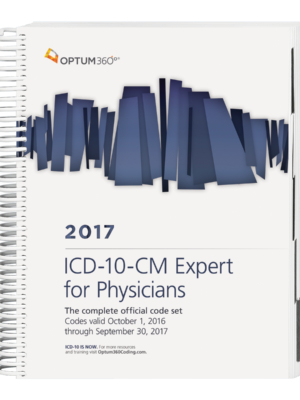Optum 2017 ICD-10-CM Expert for Physicians