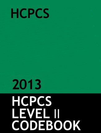 HCPCS2013