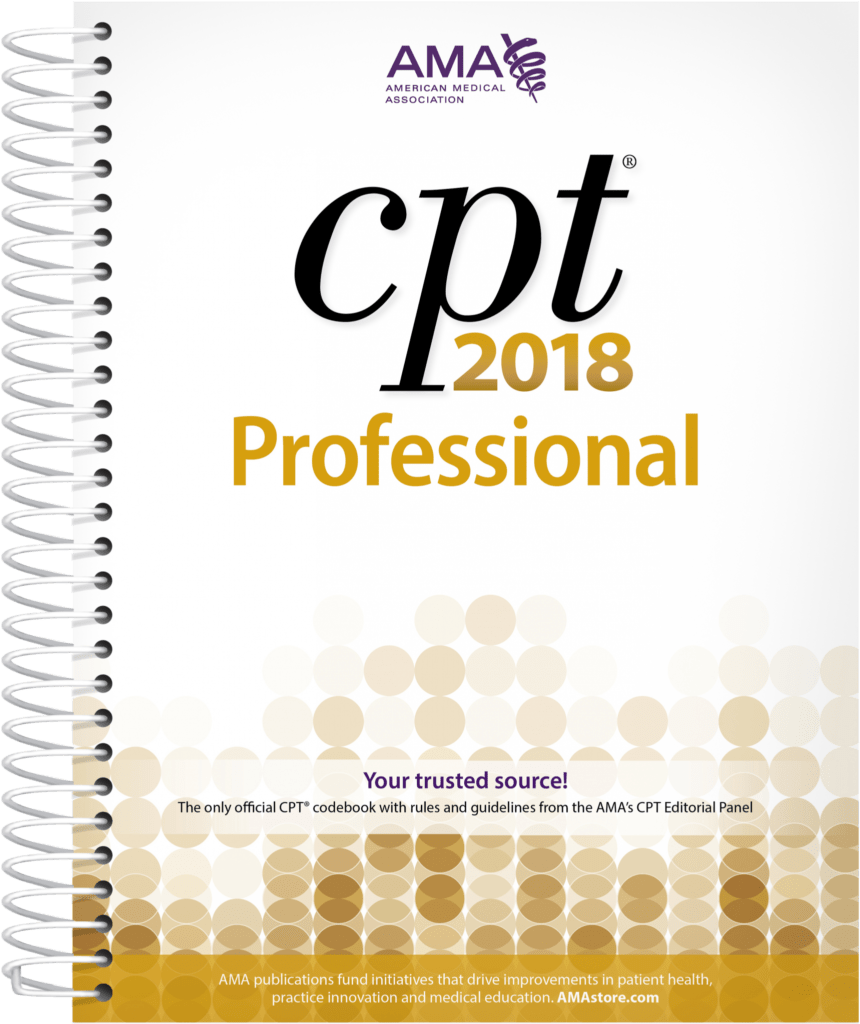 CPT® 2018 Professional Edition