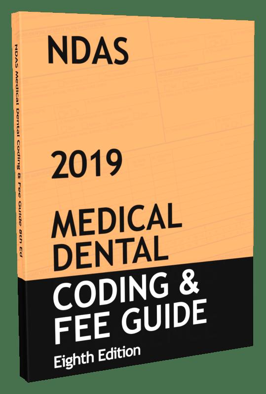 NDAS Medial Dental Cross Coding Book 2019