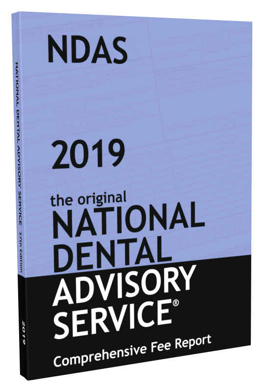 National Dental Advisory Service Fee Book 2019