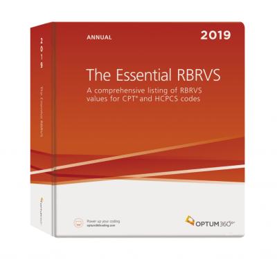 Optum RBRVS 2019