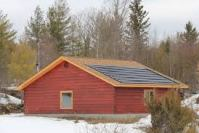 Solar Shingle Canada - Cottage