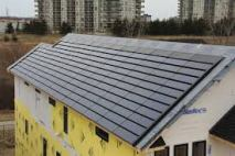 Solar Shingle Canada - New House Construction
