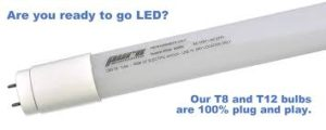Pure Bright Light Tubes 100% Plug & Play