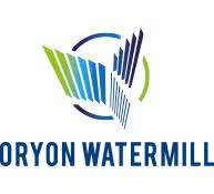 Oryon WaterMill Power Logo