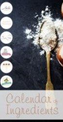Calendar of Ingredients April 2016: Granatapfel – Quark – Weiße Schokolade [30.04.2016]