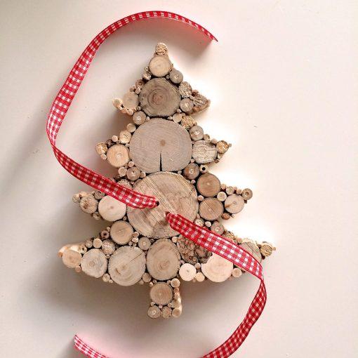 Weihnachtsbaum für Geldgeschenk