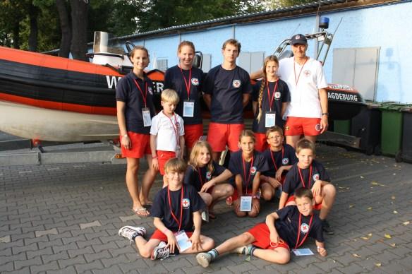 Bundeswettbewerb 2013 bei Magdeburg: Berg Stufe 1