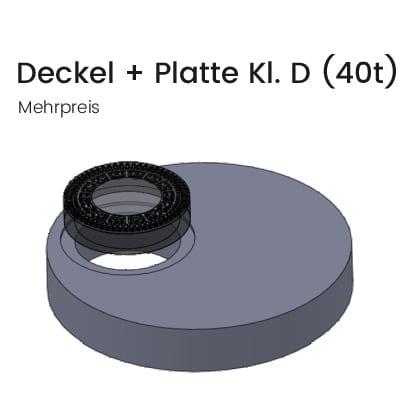 Abdeckplatte-Schachtabdeckung-Zisterne-Behälter-40000kg