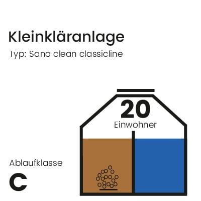 Kleinkläranlage-sano-clean-classicline-ablaufklasse-C-20EW