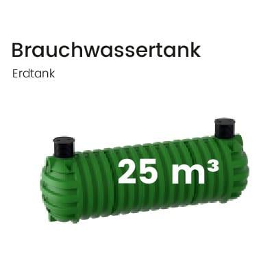Kunststofftank-Erdtank-25000l