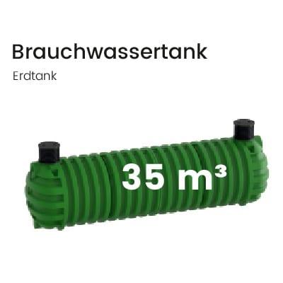 Kunststofftank-Erdtank-35000l