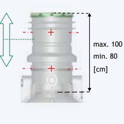 Domschachtverlängerung-Kunststofftank-Speidel-Erklärschaubild