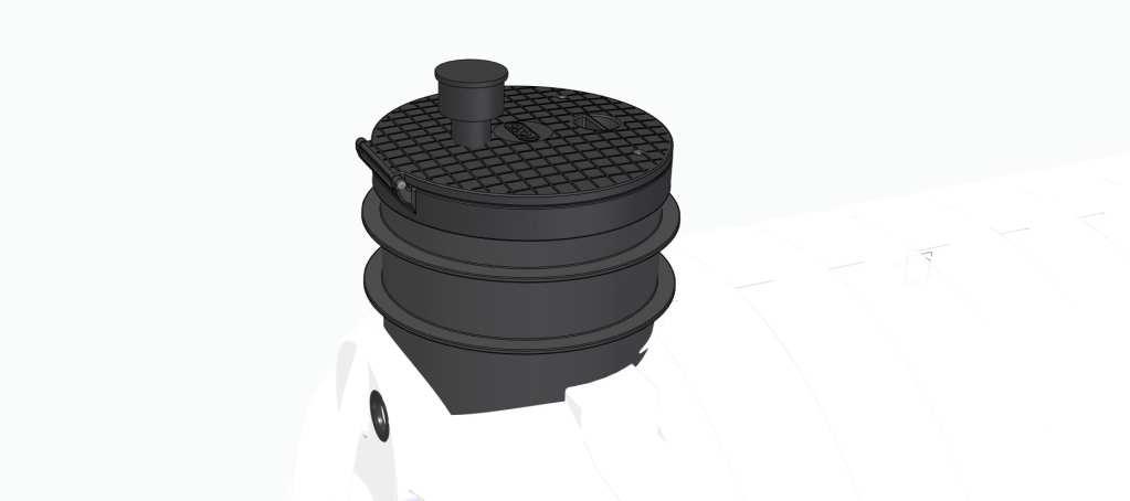Schachtabdeckung-Kunststofftank-mit-integrierter-Entlüftung