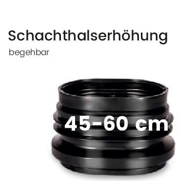 Domschachtverlängerung-Kunststofftank-Speidel-450-600-mm