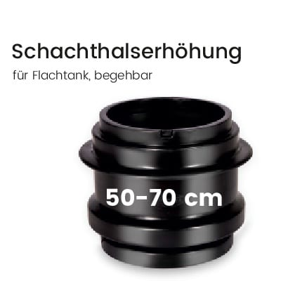 Domschachtverlängerung-Speidel-Flachtank-500-700-mm