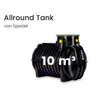 Speidel-Kunststofftank-10000l