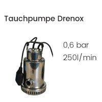 Tauchpumpe Drenox