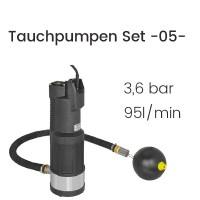 Tauchpumpen Set mit MULTI-IS-05