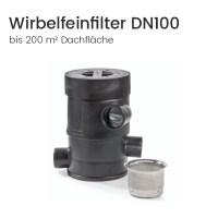 WISY Wirbel-Feinfilter WFF100