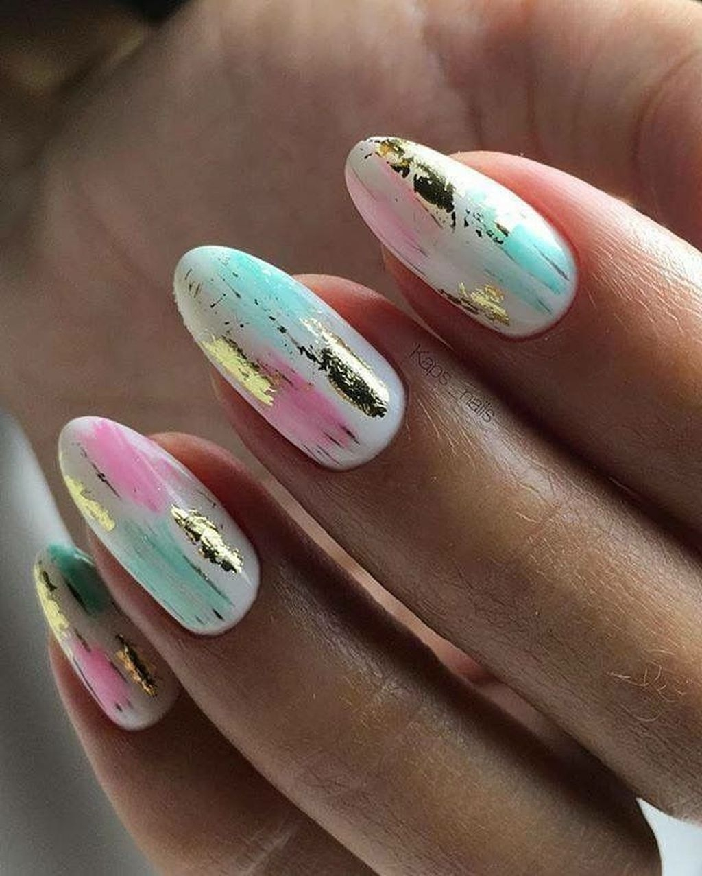 Easter Nail Art Design Ideas