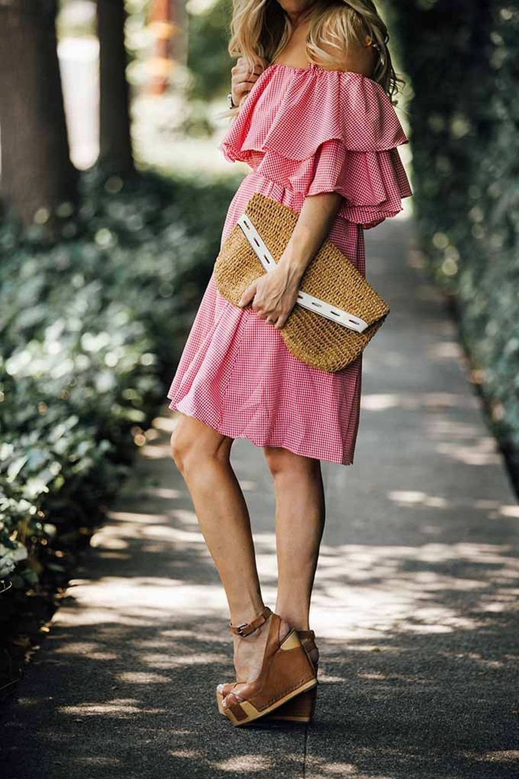 Stunning Spring Outfit Ideas With Wedges