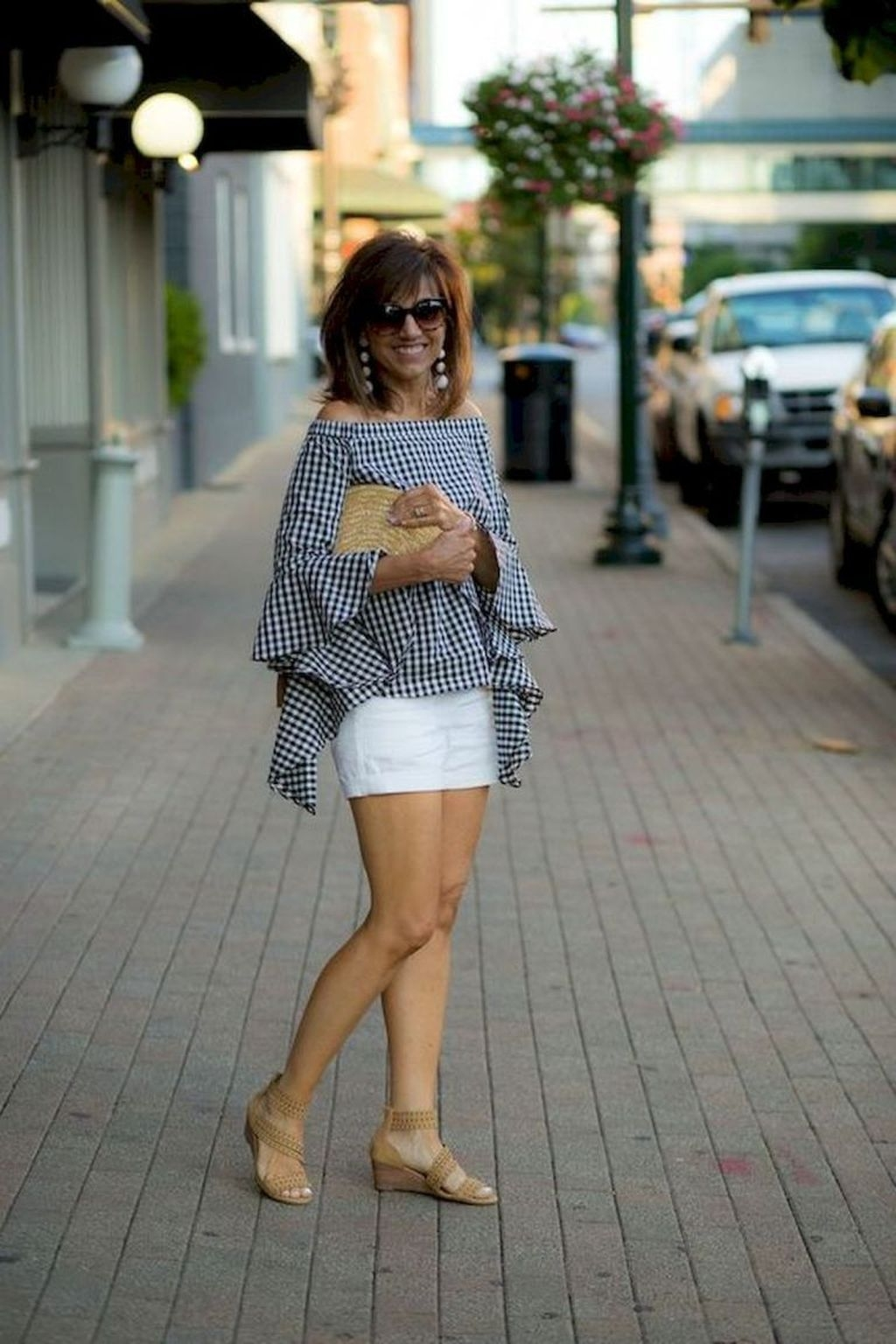 Spring And Summer Outfits Ideas For Women Over 40