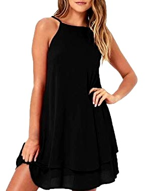 Casual Summer Black Outfits Ideas