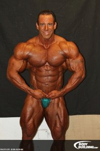 Todd Jewel Wa state bodybuilding