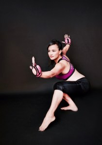 Contestant #6 - Sifu Li -NW Fitness Mag Cover Model Search - Photographer Alex Shiu