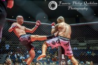 The Redemption, NW MMA Cage Fight Invitational Championship,