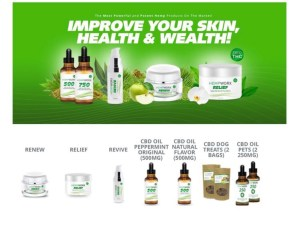 Hempworx - Health Fitness Beauty Expo Vendor